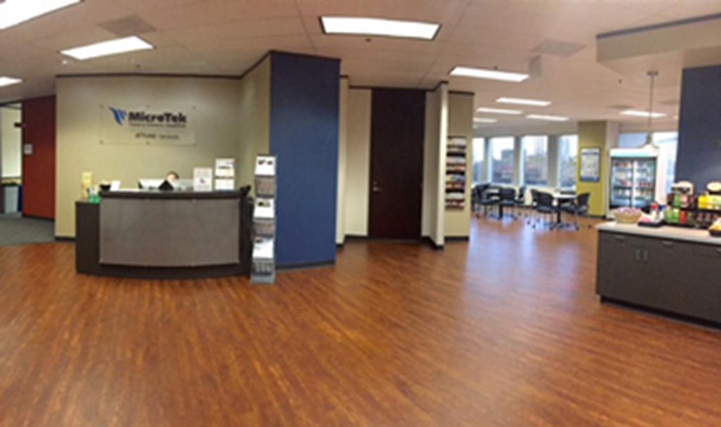 MicroTek Dallas Training & Meeting Rooms