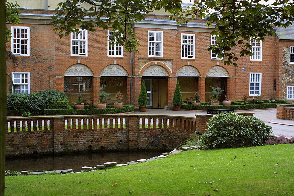 Hitchin Priory - Chartridge Venues