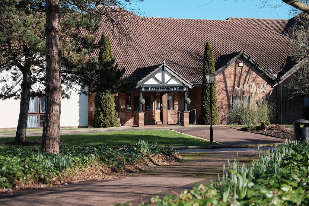 Macdonald Botley Park Hotel Golf and Spa